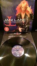JANI LANE Catch a Falling Star LP (Warrant) Lynch,Jake E. Lee,Holmes,Traci Guns