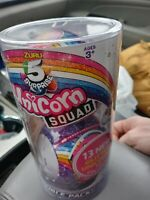 5 Surprise Unicorn Squad Series 2 Mystery Collectible Capsule by ZURU 2 Pack