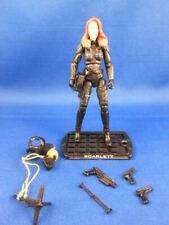 "98/% COMPLETE agent V1 Helix Gi Joe 2009 ROC Rise Of Cobra Movie 3.75/"" FIGURE"