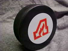 NHL 1972-1973 Vintage Hockey Atlanta Flames Logo Official Souvenir Hockey Puck