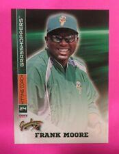 2017 Choice, Greensboro Grasshoppers, Hitting Coach - FRANK MOORE