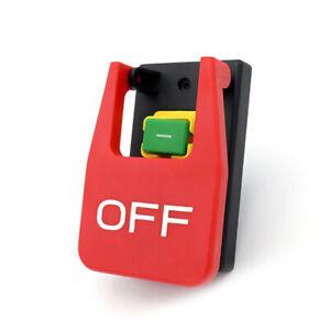 KJD17BD-16-3 16A Emergency Stop Push Button Switch Electromagnetic Start Switch