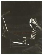 Vintage 1940s Erroll Garner American Jazz Pianist Photo by Brown Bros
