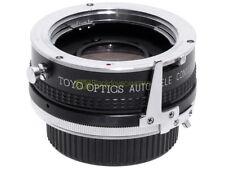 Minolta MD moltiplicatore di focale 2x Toyo Optics Auto Tele Converter.