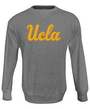 NCAA Men's Crew Sweatshirt  UCLA L