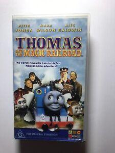 ABC for Kids Thomas and the Magic Railroad Antz VHS