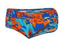 Bañador Speedo, natación, slip, niño, talla 4, resistente al cloro. NUEVO