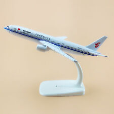 Air China Airlines Boeing 777 B777 Aircraft Metal Airplane Model Plane Toy 16cm
