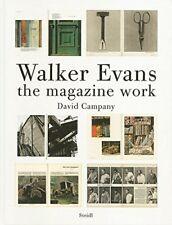 Walker Evans - the Magazine Work