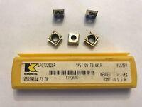 Kennametal Carbide Inserts SPGT3252LF, SPGT09T308LF KC5410 Qty 5