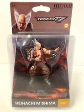Tekken 7 Heihachi Mishima Figure Totaku MOC NEW Gamestop