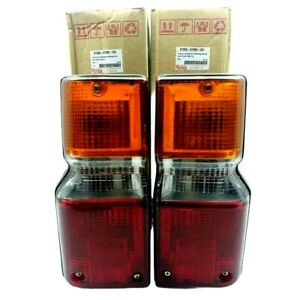 Genuine Daihatsu Taft Rocky Feroza Rear Tail Light Lamp RH LH 81560-87680-001