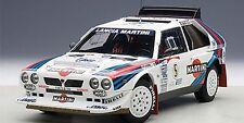 88621 Lancia delta S4 Martini Argentina 1986 1 18 Autoart