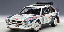 1:18 Autoart Lancia Delta s4 Martini #5 WINNER ARGENTINA 1986 Lmtd .1/1000