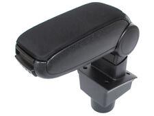 ARMREST + ASSEMBLY SET BLACK TEXTILE FOR VW PASSAT B6 05-10