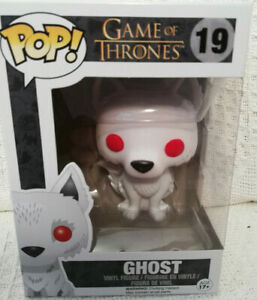 Funko POP! - Game of Thrones #19 - Ghost - Collectable - TV