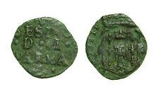 pcc1168_6) Parma - Ranuccio II Farnese 1646-94 Sesino Cu MIR 1046