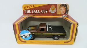 ERTL 1982 The Fall Guy Motorized Pullback Pickup Truck #1722 - With Box