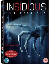 Insidious: The Last Key [DVD]