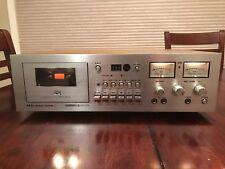 Akai GXC-710D Stereo Cassette Deck - Vintage