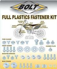 BOLT FULL PLASTICS FASTENER KIT HON PART# HON-0409024 NEW