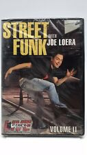 Street Funk with Joe Loera Vol. 2 DVD - Sealed! Brand New