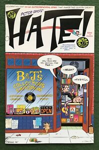 Peter Bagge HATE #19 Fantagraphics Books Modern Age indy comic vf/nm