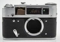 FED 4 Sucherkamera Kamera Gehäuse Body