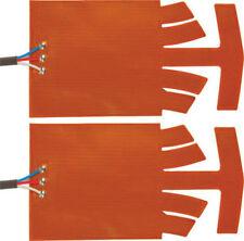 NEW PAIR SPI EXTENDED GRIP HAND WARMERS POLARIS SKI-DOO ARTIC CAT 12V SNOWMOBILE