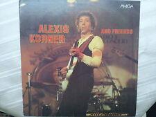 "12"" Alexis Korner and Friends - Same"