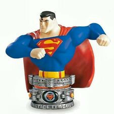 Superman Paperweight Bust Justice League Cartoon Network Series NEW SEALED