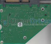 ST3000DM008, 2DM166-302, CC26, 2566 G, Seagate SATA 3.5 PCB