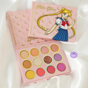ColourPop x Sailor Moon Pretty Guardian Eyeshadow Palette *100% GENUINE* New