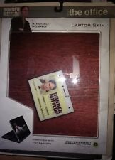 """NEW The Office Dwight Schrute 15"""" Laptop Skin by GamerGraffix Dunder Mifflin"""