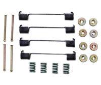 Drum Brake Hardware Kit-R-Line Rear Raybestos H7287