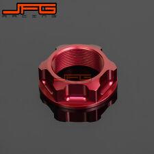 CNC For Honda CR80R CRF230L XR200R/250R/400R/650R Billet Steering Stem Nut Bolt