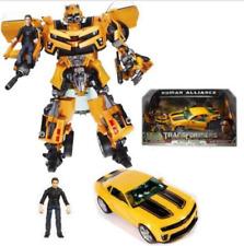 Hasbro Transformers ROTF Human Alliance Bumblebee Figure and Sam New with Box