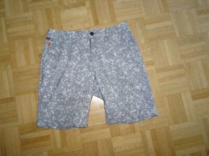"""Kjus Herren Golf Short """"Iver"""", grey, Gr. 33"""