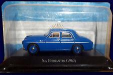 IKA BERGANTIN (1960) - Unforgettable Cars 1:43 Diecast SALVAT ARGENTINA