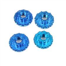 Sticky Kicks RC M4 Wheel Nuts (Blue) 4pcs - SKWHLNTBLUE