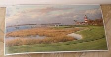 Harbor Town Golf Links Golf Score Card In Hilton Head Island, SC - New/Unused