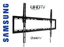 Ultra Slim Tilt Samsung TV Wall Mount 40 49 50 55 60 65 Inch LED LCD UHD 4k