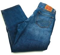 Levis 550 Mens Size 36X31 Relaxed Fit Jeans Medium Wash