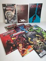 Bundle x10 Job Lot No #1 Comics Collection RED SONJA MAXI MAGE SHE WOLF PREDATOR
