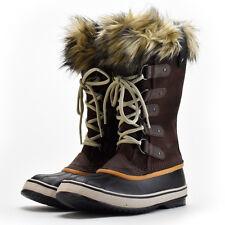 Sorel Joan Of Arctic Boots, Tobacco/Sudan Brown Size (US 7 ) (EU 38 )