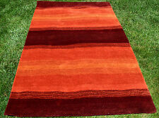 Hand tuffted Indian Wool Rug