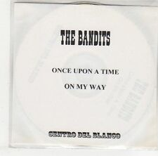 (EJ304) The Bandits, Once Upon A Time / On My Way - 2003 DJ CD