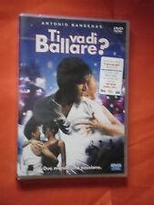 DVD FILM- TI VA' DI BALLARE?- due mondi- CON ANTONIO BANDERAS-  NUOVO SIGILLATO