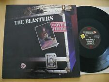 THE BLASTERS- LIVE AT THE VENUE LONDON 1982 ORIG ROCKABILLY ROCK N ROLL LP EX!