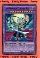 Lion Danseur Clair de Lune SHVI-FR048 Carte YuGiOh Super Rare neuve Yu-Gi-Oh!
